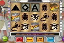 Treffen Sie sich mit Indiana Jones in online Video Slot Sands of Fortune!