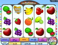 Fruity Fortune Plus - online Video Slot mit 75 Freispiele