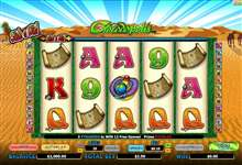 sands online casino slot book of ra