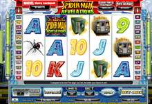 Marvel Slot The Amazing Spider Man Revelations mit Jackpot