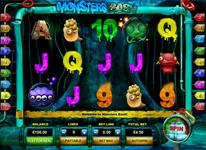 Gewinnen Sie den Jackpot mit Monsters Bash online Video Slot!