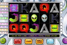 Space Wars Online-Slot - Spiele den Sci-Fi Slot Gratis Online