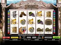 Die Gladiatoren kämpfen jetzt online in Call of the Colosseum Slot