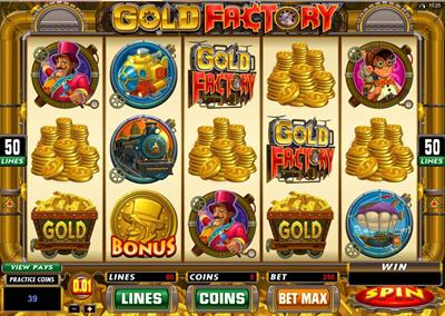 Spiele Gold Factory - Video Slots Online