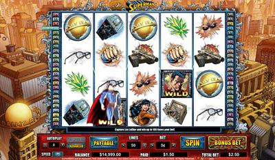 DC Slots Themes Online